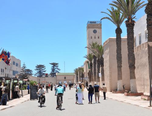 Excursion to Essaouira